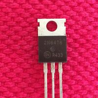 2N6478  SILICON NPN POWER TRANSISTOR