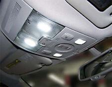 4 ampoules à  LED  Blanc pour le plafonnier avant + Liseuses pour Audi A3 8L