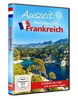 AUSZEIT. - NEUFE WEGE DURCH...FRANKREICH    DVD NEUF