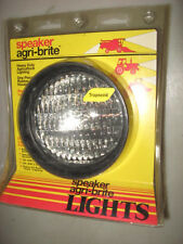 "ONE (1) 4-3/4"" 35W TRAPEZOID TRACTOR LIGHT, LAMP, J.W. SPEAKER # 1400095"