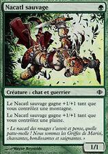 *MRM* FR Nacatl Sauvage / Wild Nacatl  MTG Shard