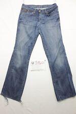 G-star spark loose boyfriend jeans used (Cod.U380) Sz. 43 W29 L34 woman