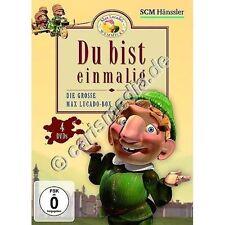 DVD-Paket: DU BIST EINMALIG (Max Lucado - Box) - 4 DVDs zum HAMMERPREIS  °CM°