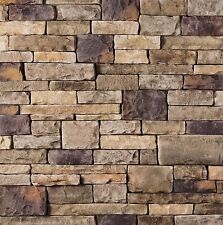 Stone Veneer Cultured Manufactured Bucks County Cliff Face Stone -In Stock- Call