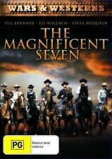The Magnificent Seven Movie DVD R4 Jorge Martinez De Hoyas
