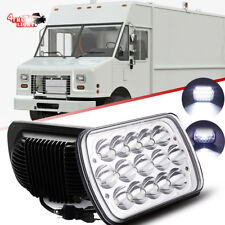 LED PROJECTOR Sealed Beam Headlights For Freightliner MT-35 MT-45 MT-55 STEPVAN
