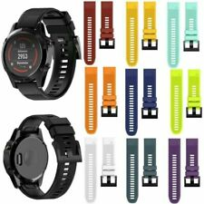 11 Color Replacement Quick Install Wrist Band Strap For Garmin Fenix 5 GPS Watch