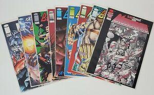 Bloodstrike Image Comics Lot of 9