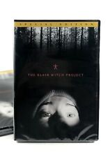 Halloween Horror Sale! The Blair Witch Project (Dvd) New Sealed Special Edition