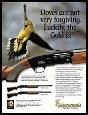 1996 Browning Gold 12, 20 & Sporting Clays Gauge Shotgun Photo Ad Advertising