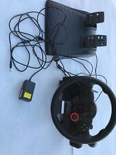 Logitech Driving Force GT racing wheel PS2 PS3 PC