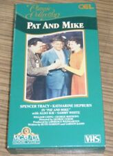 VHS Movie - Classic Collection: Pat and Mike