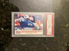 1990 PRO SET Football #794 BARRY SANDERS.........PSA 9!