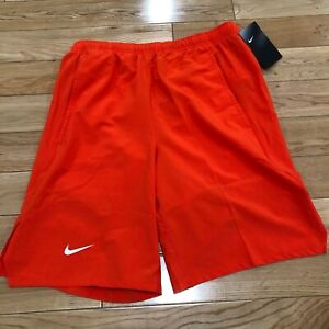$70 Nike Performance Dri-FIT Training Shorts Size S Ci4512-891 Cleveland Browns