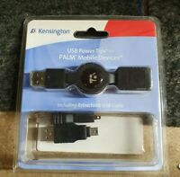 Kensington USB Power Tips for PALM Mobile Devices