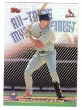 1999 Topps All-Topps Mystery Finest Refractor #M3 Mark McGwire