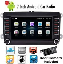 Android 10 RADIO Car Stereo Player Bluetooth GPS for VW Volkswagen JETTA PASSAT