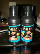 2 GloFish Color Booster 4oz Total of 8oz