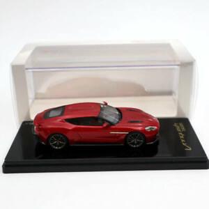 TSM Models Aston Martin Vanquish Zagato 2017 Red 1:43 Limited Edition Collection