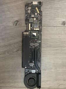 "Apple MacBook Air 11"" A1370 2011 i7-2677M 1.8GHz Logic Board  TESTED"