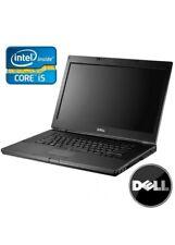 """Dell Latitude E6410 Intel i5-M520 2.4Ghz 4GB Ram 160GB HDD Wifi 14"""" Win 7 Pro"""
