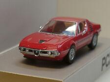 "Premium Alfa Romeo Montreal, ""rosso"" (rot) - PCX 870073 - 1:87"