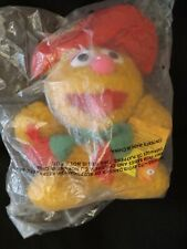"""Vintage McDonalds Muppet Babies, Collectible """"Fozzie"""" New Sealed 1988"""
