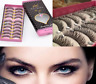 10 Pairs Beauty Makeup Long Thick Cross False Eyelashes Eye Lashes Extension