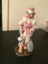 "Flambo Felix Adler ""Grotesque makeup"" limited edition Clown figurine"