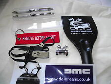 Back To The Future, DeLorean DMC12 Car Gift Pack. Birthday Gift/Fathers Day Gift