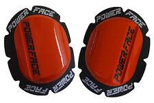 Zeidler Power Face Sliders de genoux Rouge classique,8782
