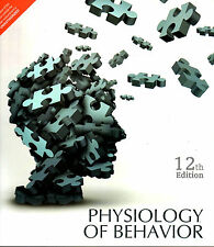 New:Physiology of Behavior by Neil R. Carlson and Melissa A. Birkett 12INTL ED