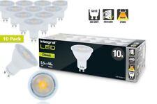 LED GU10 Ampoule PAR16 5.5W (56W) 2700K 440lm à Variation Lampe - 10 Paquet