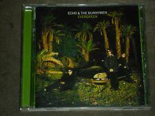Echo & The Bunnymen Evergreen Japan CD Bonus Tracks