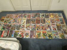 Huge lot of 55 Random Comic Books - Spiderman Hulk X-Men etc