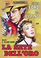DvD LA SETE DELL'ORO (1949)  Western ** A&R Productions ** ......NUOVO