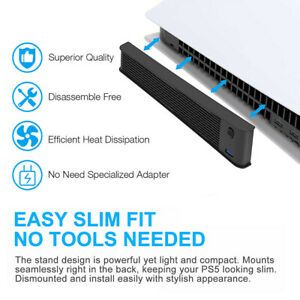 Super Cooling Fan Console Host For The PS5 Gaming Console External Accessories