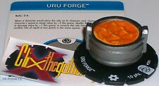 URU FORGE S301 Fear Itself: The Mighty Marvel Heroclix relic