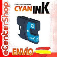 Cartucho Tinta Cian / Azul LC985 NON-OEM Brother DCP-J315W / DCPJ315W