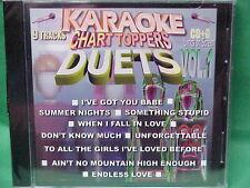 Duets ~ Pop ~ Karaoke Chart Toppers~13 ~~ Ain't No Mountain High Enough ~~ CD+G