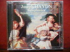JOSEPH HAYDN  SYMPHONIES  BERLINER CHAMBER ORCHESTRA JAN REINHARDT