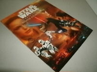Star Wars Attack Of The Clones Movie Storybook, 1st Edition 2002, VF, Jedi