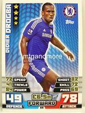 Match Attax 2014/15 Premier League - #069 Didier Drogba - Chelsea