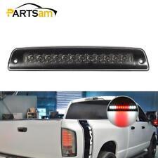 Smoke Lens LED 3rd Brake Cab Cargo Stop Light for Dodge Ram 1500 2500 3500 94-01