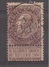 Belgium - 1893/1900 - COB 61 - Scott 69 - NICE - Used -