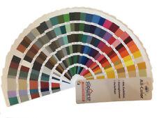RAL Farbfächer Farbkarte Farbtonkarte DB Eisenglimmer Perleffekt - glänzend