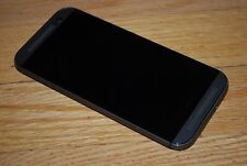 HTC One M8 for Windows - 32GB - Gunmetal Gray (AT&T) Smartphone Good!! UNLOCKED!