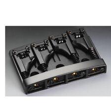 Schaller bajo Puente Cromado Negro - 3d-4 Modelo - 4 Cuerda 12130400