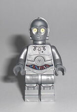 LEGO Star Wars - Silver Protocol Droid - Figur Minifig Silber Droide TC-14 75146