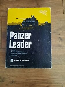 Panzer Leader - Tactical Warfare by Avalon Hill  Games